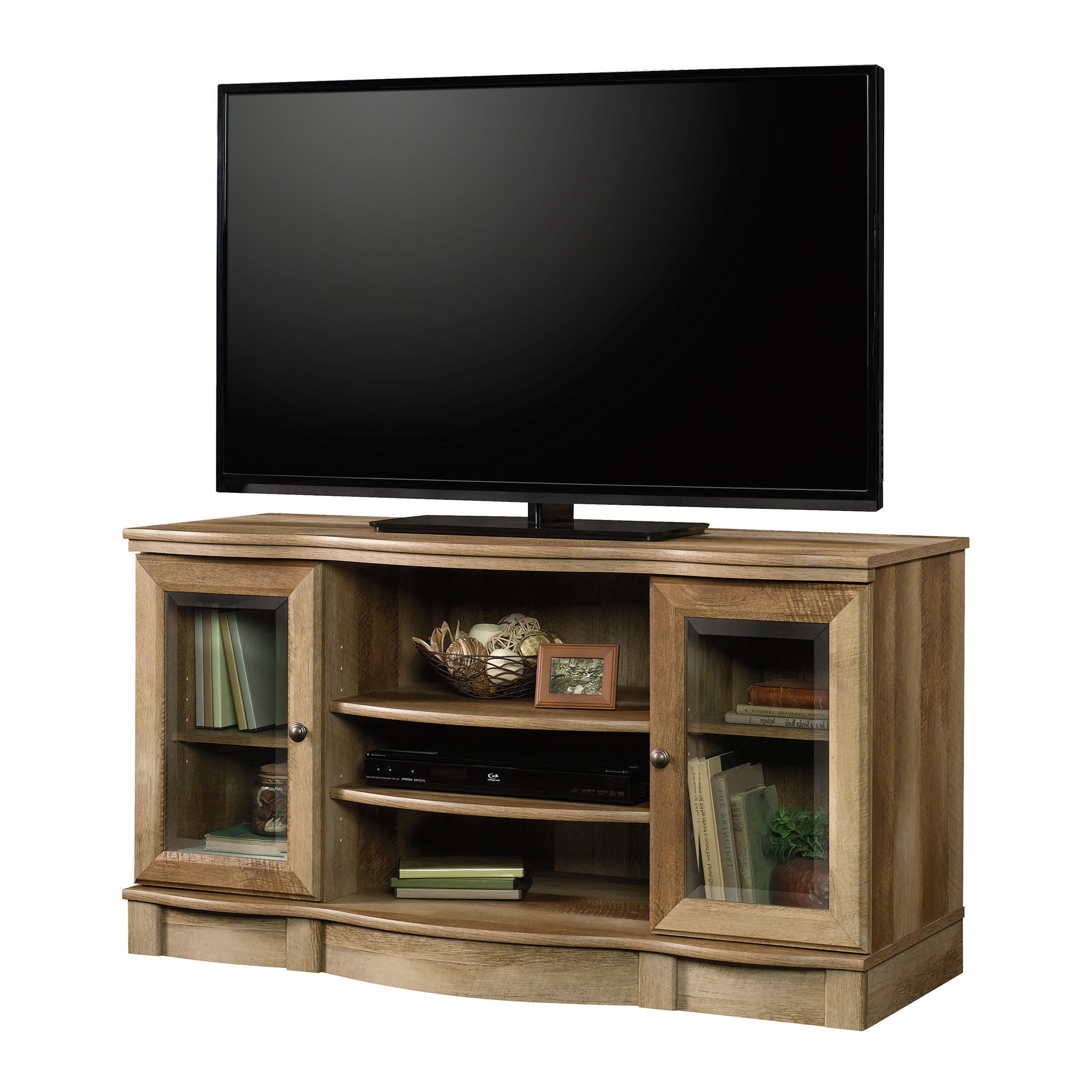 """Sauder Regent Place Tv Stand For Tvs Up To 50"""", Craftsman In Lansing Tv Stands For Tvs Up To 50"""" (View 7 of 20)"""