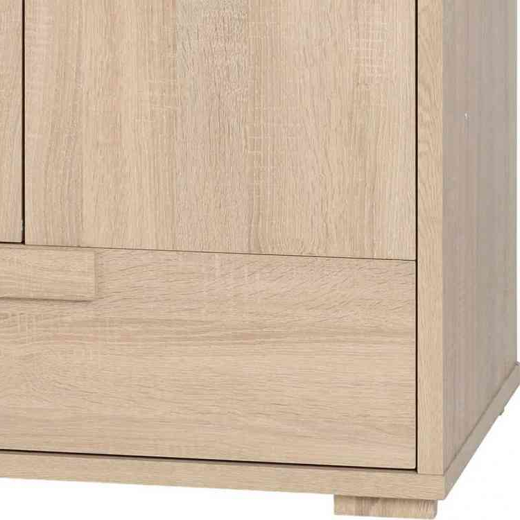 Seconique Cambourne 2 Door 2 Drawer Sideboard In Sonoma In Cambourne Tv Stands (View 14 of 20)