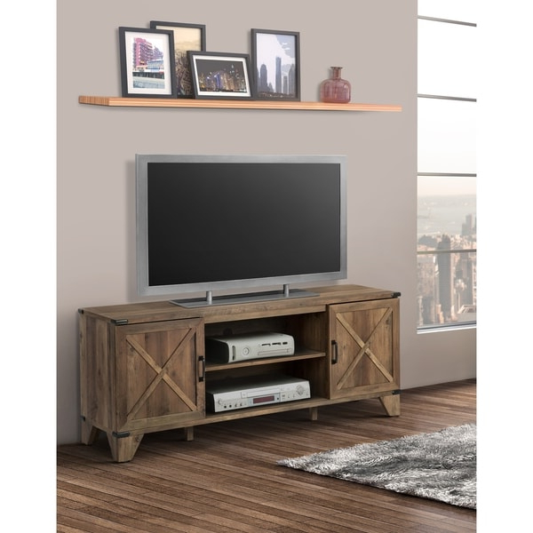 Shop Carbon Loft Elspet 60 Inch Wide Tv Stand – Overstock For Copen Wide Tv Stands (View 15 of 20)