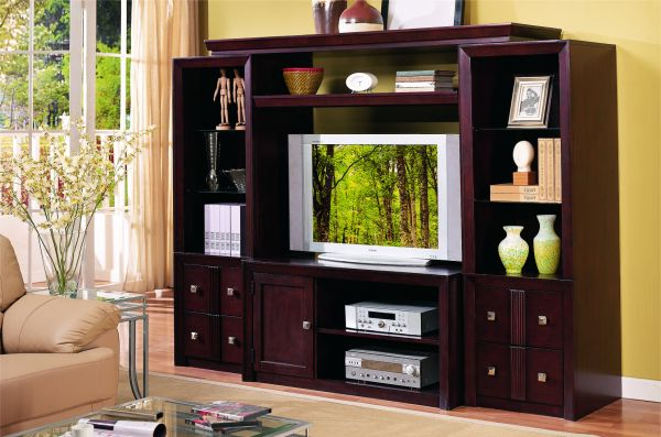 Shop Metro Hill Entertainment Center – Overstock – 2954134 Throughout Martin Svensson Home Elegant Tv Stands In Multiple Finishes (View 18 of 20)
