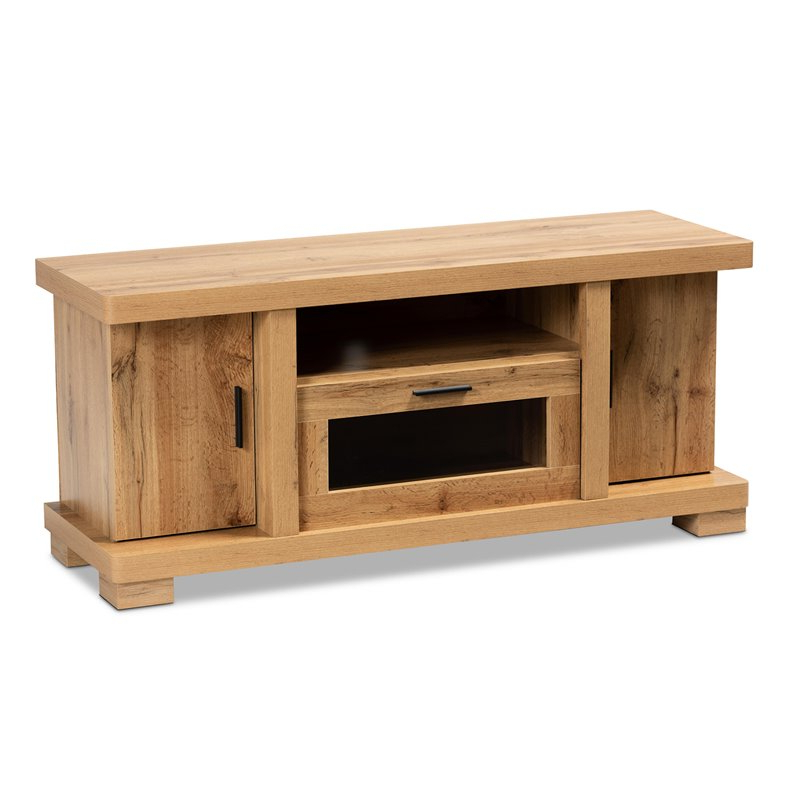 """Solid Mahogany Tv Stands And Tv Stands In Mahogany   Cymax In Del Mar 50"""" Corner Tv Stands White And Gray (View 15 of 20)"""