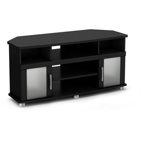 """South Shore City Life Corner Tv Stand, For Tvs Up To 50 Pertaining To Camden Corner Tv Stands For Tvs Up To 50"""" (View 12 of 20)"""