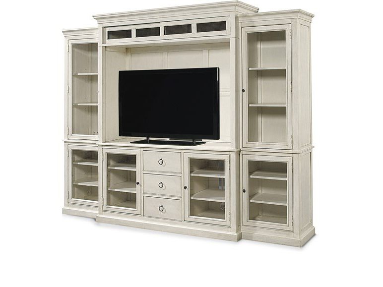 Summer Hill Entertainment Console   Universal Furniture Inside Rey Coastal Chic Universal Console 2 Drawer Tv Stands (View 2 of 20)