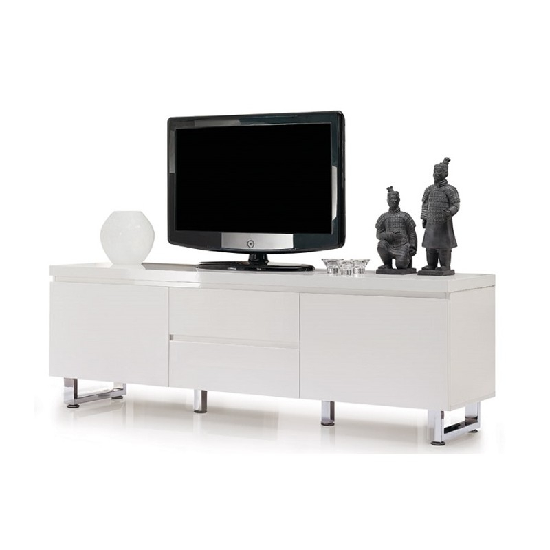 Sydney Iii – High Gloss Tv Unit – Tv Stands (372) – Sena Intended For Santiago Tv Stands (View 3 of 20)