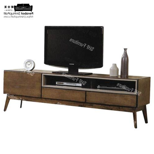 Table Wood For Tv – Diy Tv Stand Ideas Tv Table Tv Wall In Woven Paths Open Storage Tv Stands With Multiple Finishes (View 16 of 20)