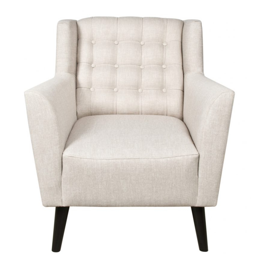 Tarantino Club Chair – Canadian Made Chair I Home Envy In Hanna Oyster Wide Tv Stands (View 11 of 20)