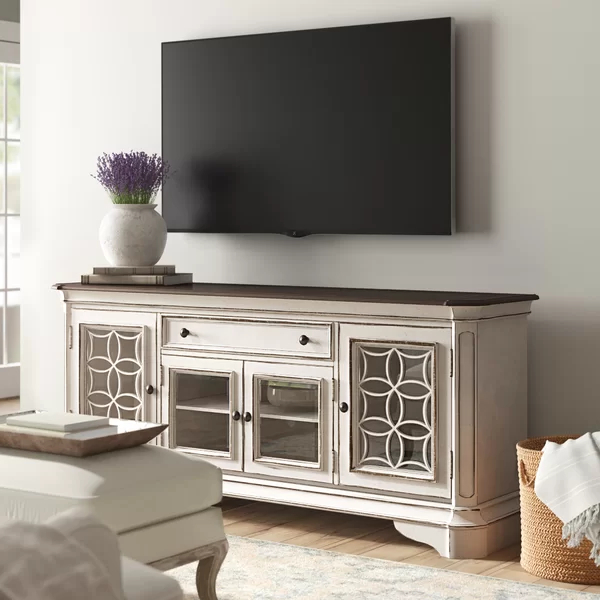 """Tavant Tv Stand For Tvs Up To 85"""" 