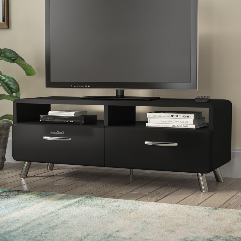 """Tenzo Cobra Tv Stand For Tvs Up To 43"""" & Reviews   Wayfair Pertaining To Maubara Tv Stands For Tvs Up To 43"""" (View 15 of 20)"""