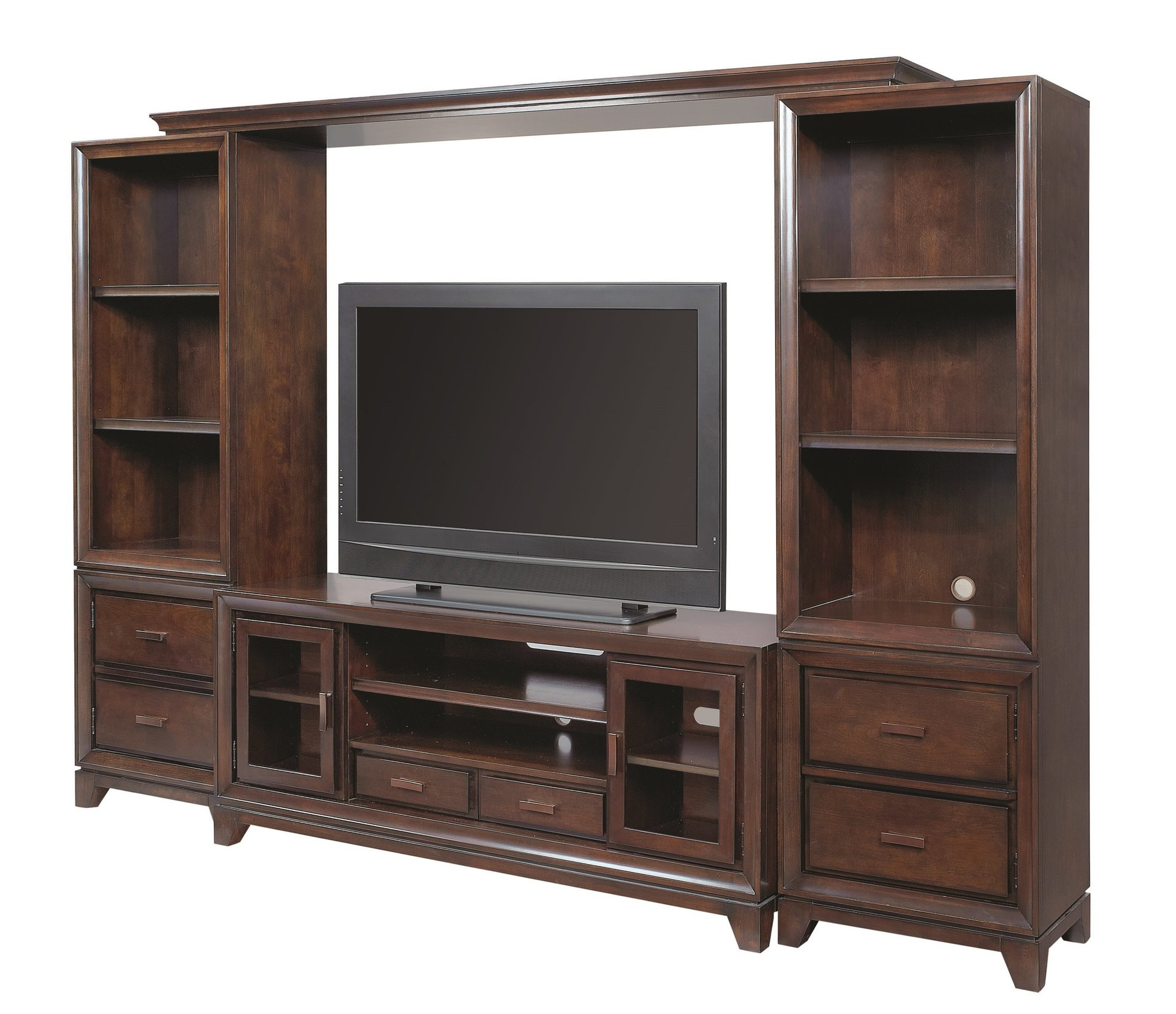 """The Viewline 65"""" Entertainment Wall Console Throughout Casey May Tv Stands For Tvs Up To 70"""" (View 14 of 20)"""
