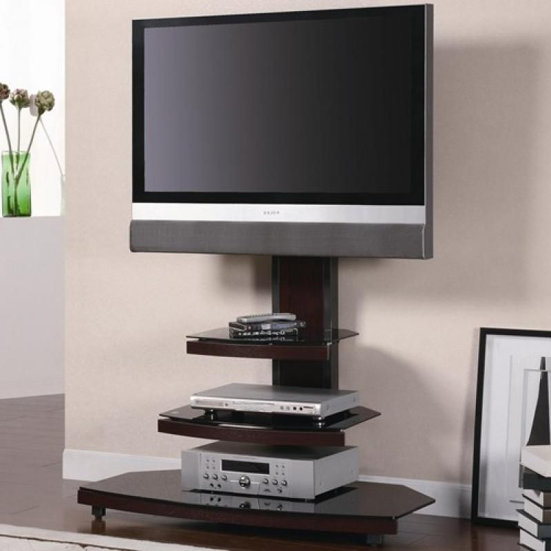 This Tv Stands Is That All Have The Functionality Of With Regard To Easyfashion Modern Mobile Tv Stands Rolling Tv Cart For Flat Panel Tvs (View 8 of 20)