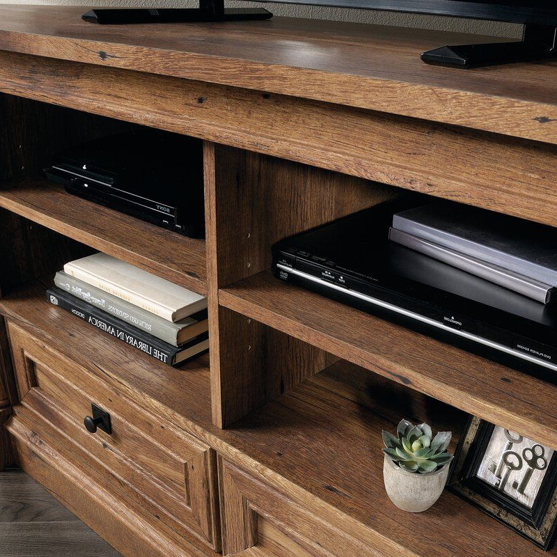 """Three Posts Orviston Tv Stand For Tvs Up To 60"""" & Reviews Pertaining To Corner Tv Stands For Tvs Up To 60"""" (View 6 of 20)"""
