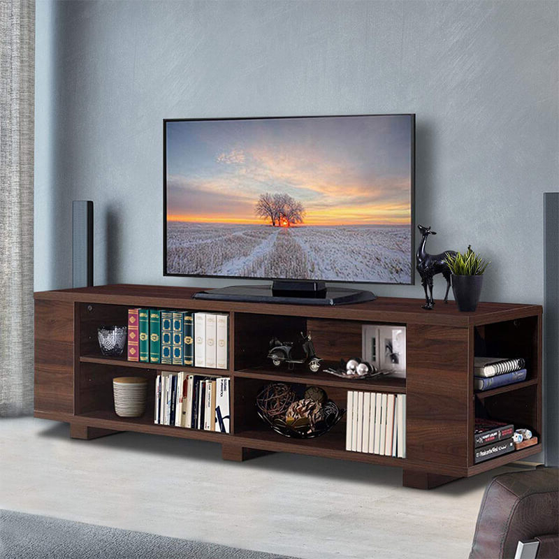 Top 10 Best Tv Stand For Home In 2020 – Lemosource Pertaining To Easyfashion Modern Mobile Tv Stands Rolling Tv Cart For Flat Panel Tvs (View 11 of 20)