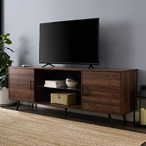 Top 10 Entertainment Center 65 Inch Tv Of 2020 – Scriptencode Within Wide Tv Stands Entertainment Center Columbia Walnut/black (View 17 of 20)