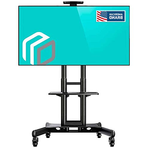 Top 10 Mobile Tv Stand – Electronics Mounts – Leisuretimery With Mount Factory Rolling Tv Stands (View 5 of 20)