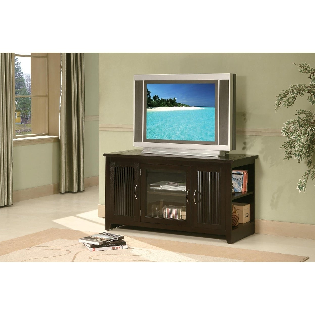 Transitional Style Tv Stand – Best Home Style Inspiration In Fulton Corner Tv Stands (View 11 of 20)