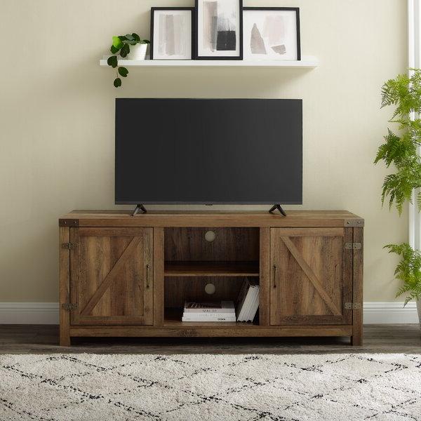 "Trent Austin Design® Adalberto Tv Stand For Tvs Up To 65 With Adalberto Tv Stands For Tvs Up To 78"" (View 1 of 20)"