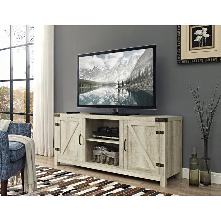 "Trent Austin Design® Adalberto Tv Stand For Tvs Up To 65 Within Adalberto Tv Stands For Tvs Up To 78"" (View 8 of 20)"