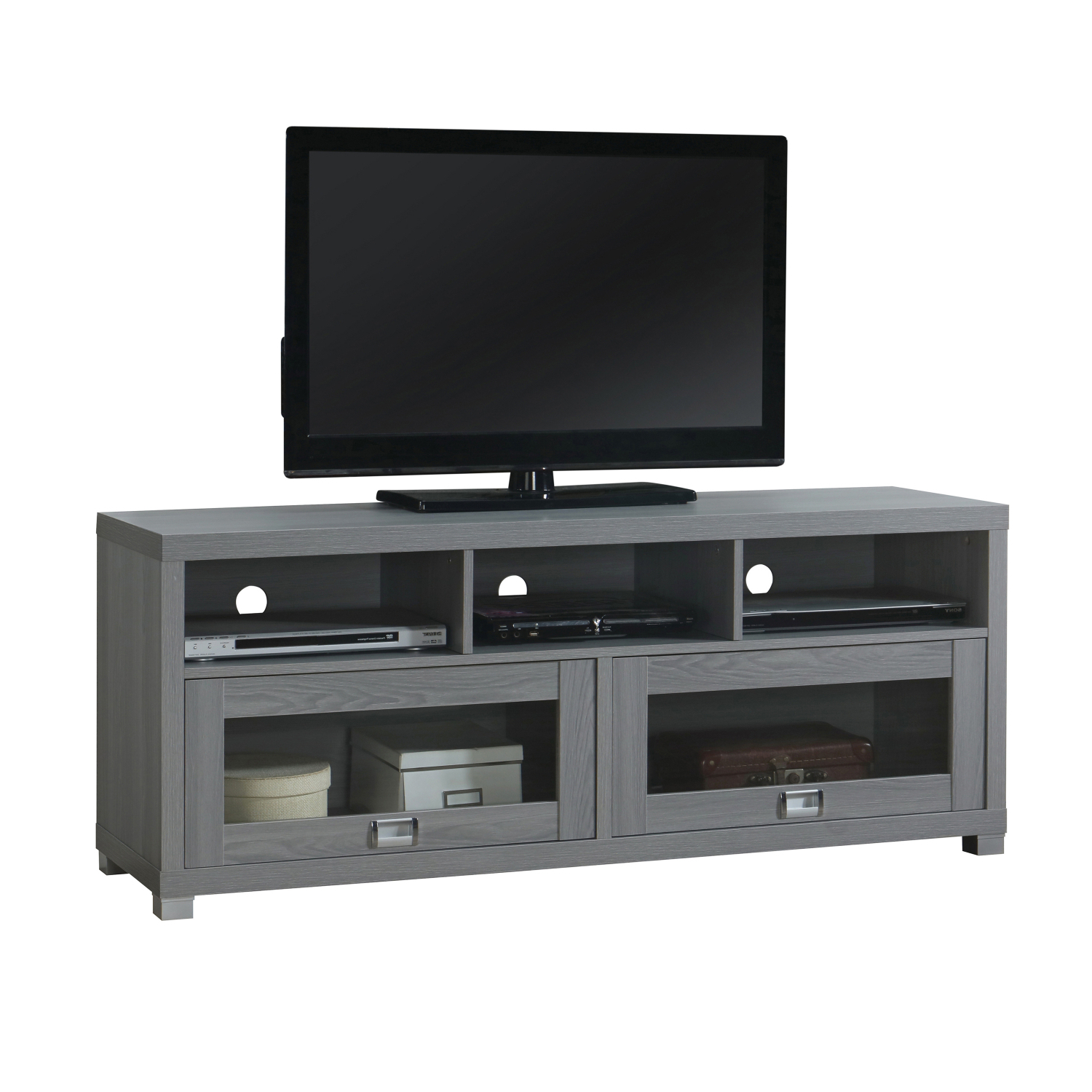 """Tv Stand 75 Inch Flat Screen Home Furniture Entertainment Inside Chrissy Tv Stands For Tvs Up To 75"""" (View 9 of 20)"""
