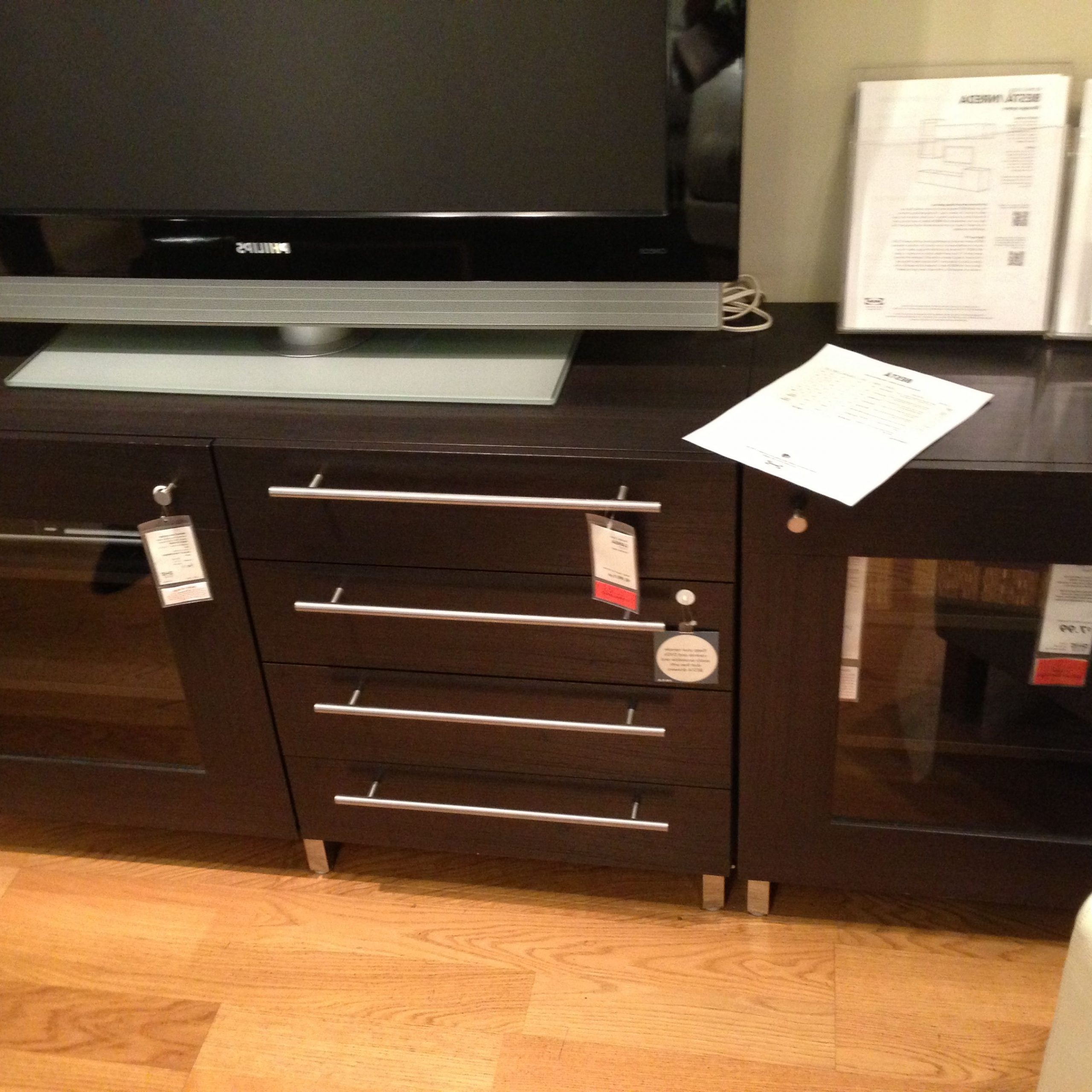 Tv Stand From Ikea (View 1 of 20)