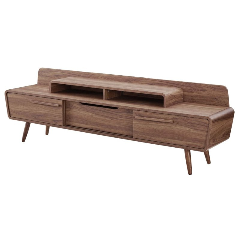 Tv Stands   Cymax Stores Pertaining To Martin Svensson Home Elegant Tv Stands In Multiple Finishes (View 12 of 20)