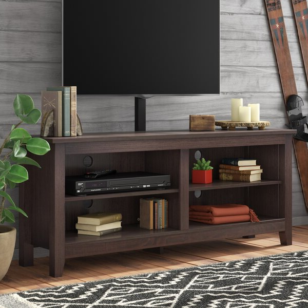 """Union Rustic Sunbury Tv Stand For Tvs Up To 65"""" & Reviews Pertaining To Sunbury Tv Stands For Tvs Up To 65"""" (View 15 of 20)"""