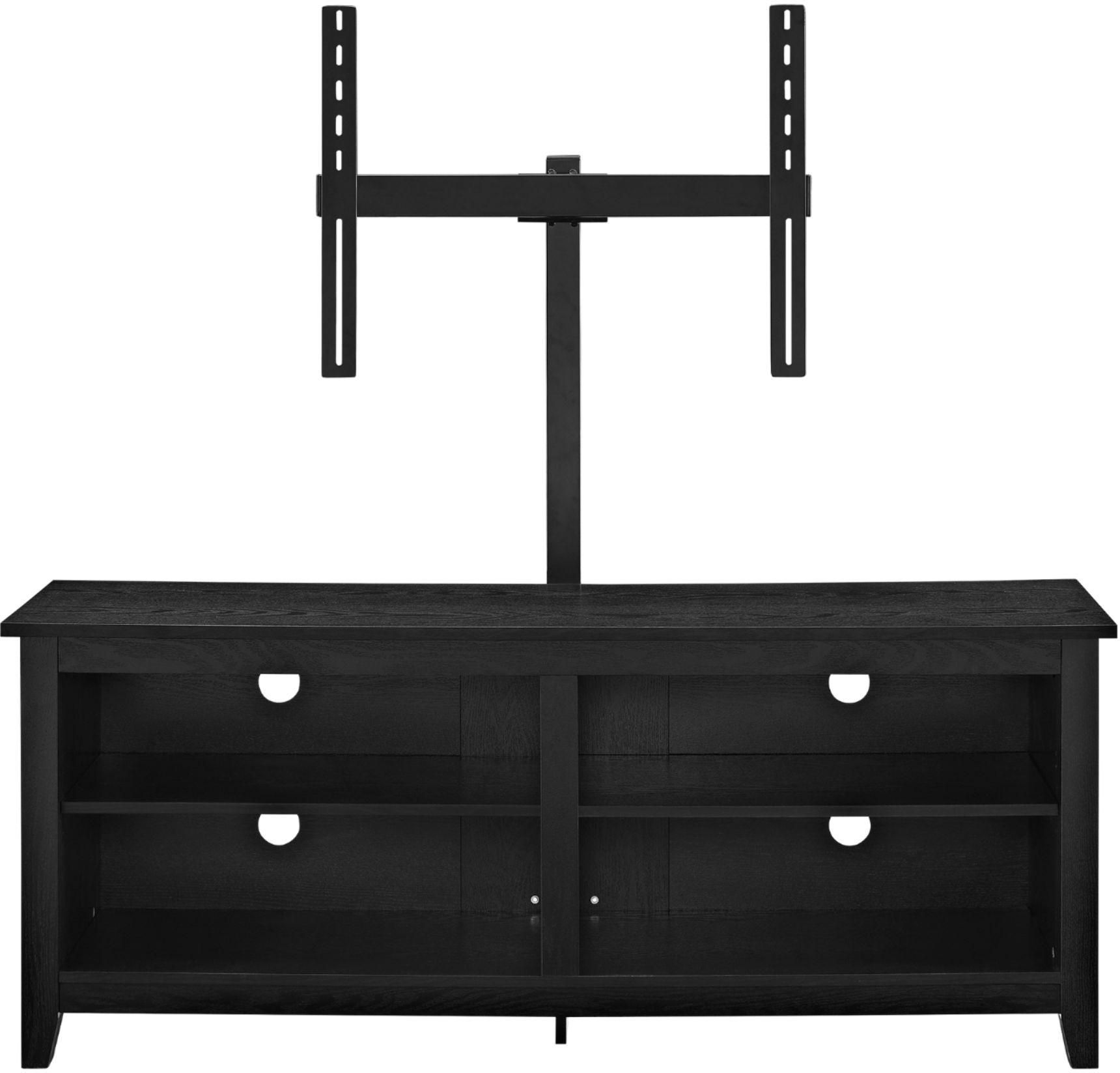 """Walker Edison Tv Stand With Adjustable Removable Mount For Inside Millen Tv Stands For Tvs Up To 60"""" (View 16 of 20)"""