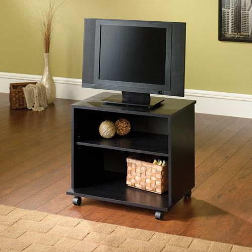 """Walmart: Mainstays Tv Cart For Tvs Up To 23 1/2"""" 