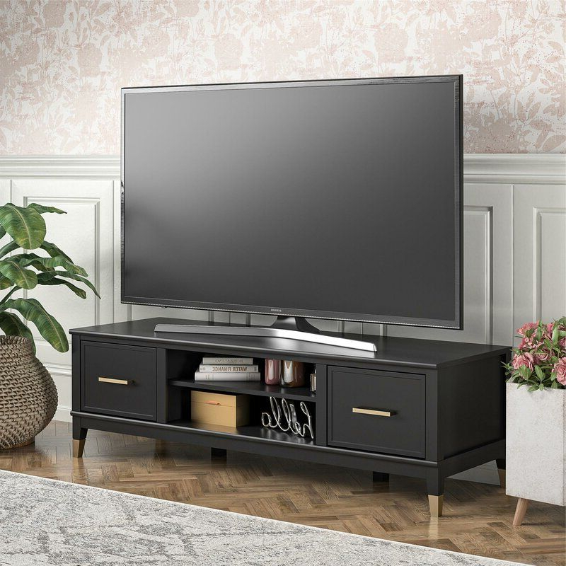 """Westerleigh 60'' Tv Stand For Tvs Up To 65"""" 
