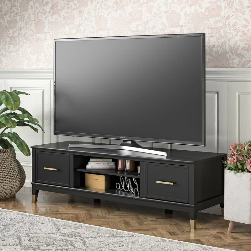 """Westerleigh Tv Stand For Tvs Up To 65 Inches & Reviews With Regard To Ahana Tv Stands For Tvs Up To 60"""" (View 9 of 20)"""