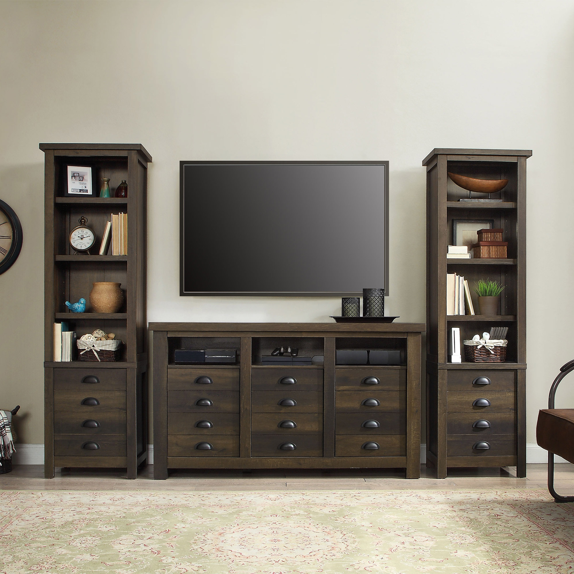 Whalen Pertaining To Better Homes & Gardens Herringbone Tv Stands With Multiple Finishes (View 12 of 20)