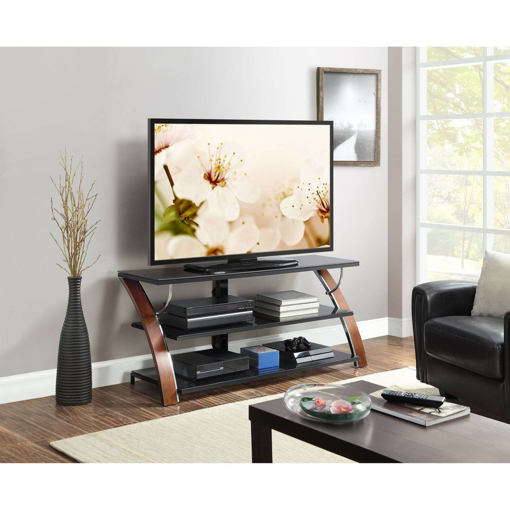 """Whalen Tv Stand With Mount 