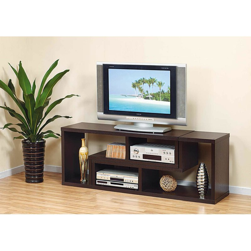 """Winston Porter Leclaire Tv Stand For Tvs Up To 88 Inches For Gosnold Tv Stands For Tvs Up To 88"""" (View 2 of 20)"""