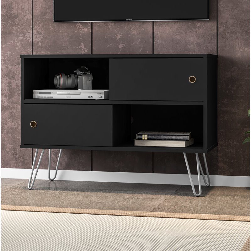 """Wrought Studio Kerby Tv Stand For Tvs Up To 43"""" & Reviews In Maubara Tv Stands For Tvs Up To 43"""" (View 9 of 20)"""