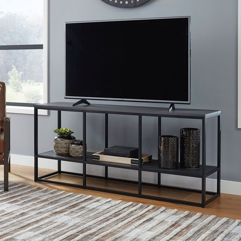 """Yarlow 65 Inch Tv Stand Signature Design 