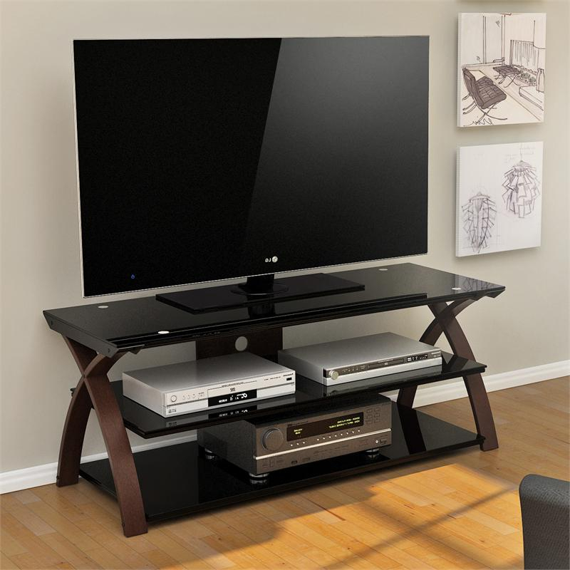 """Z Line Willow 55 Inch Tv Stand Zl0292 55su In Lansing Tv Stands For Tvs Up To 55"""" (View 14 of 20)"""