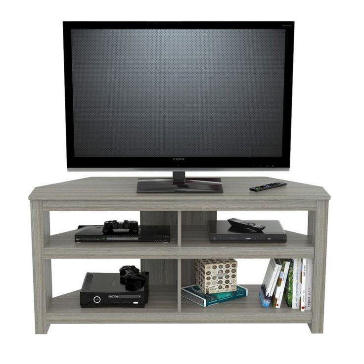 "Zipcode Design Chatsworth Corner Tv Stand For Tvs Up To 60 Inside Corner Tv Stands For Tvs Up To 60"" (View 9 of 20)"