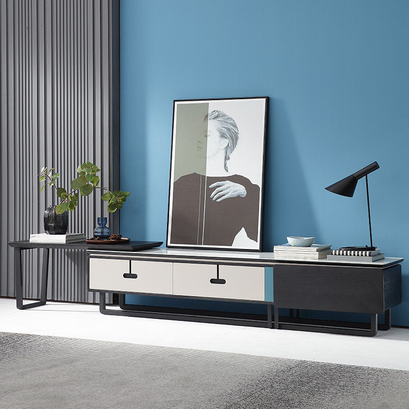 China Living Room Fashion Hot Sell Movable Simple Design Throughout Simple Tv Stands (View 11 of 16)