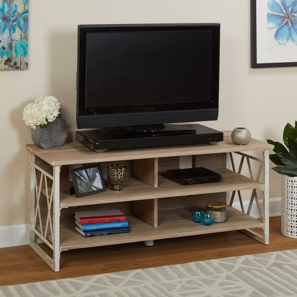 Shop Simple Living Seneca Xx 48 Inch Tv Stand – Free Inside Covent Tv Stands (View 9 of 16)