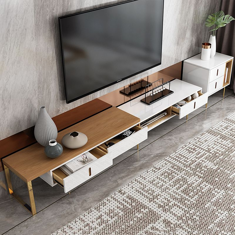 Square Tv Cabinet And Coffee Table In 2020   Tv Console In Better Homes & Gardens Oxford Square Tv Stands With Multiple Finishes (View 13 of 20)