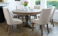 Round 6 Seater Dining Tables