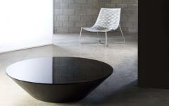 Contemporary Round Coffee Tables