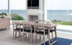 Non Wood Dining Tables