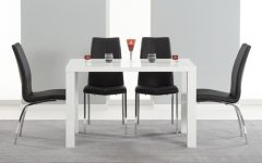 White Gloss Dining Furniture
