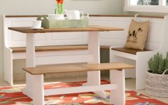 3 Piece Breakfast Nook Dinning Set