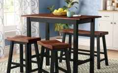 Winsted 4 Piece Counter Height Dining Sets