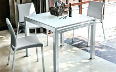 Square Extendable Dining Tables