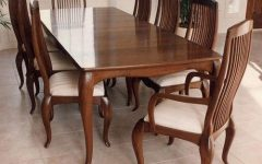 Eight Seater Dining Tables And Chairs