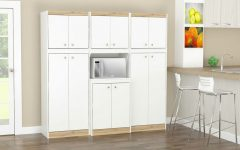 Amaia 3 Piece Kitchen Pantry