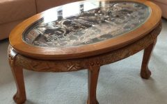 Large-scale Chinese Farmhouse Coffee Tables