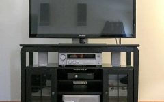 Corner Tv Stands 46 Inch Flat Screen